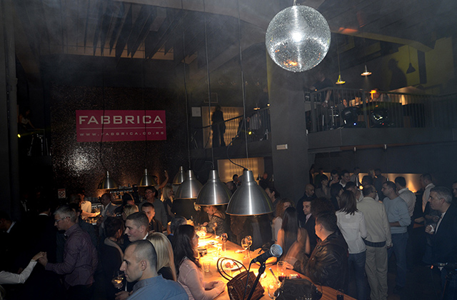 Fabbrica party 2012